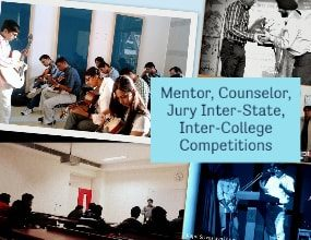 Mentor Counselor Jury Inter-college Competition