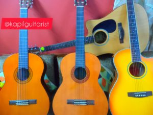 The Acoustic Guitar Family