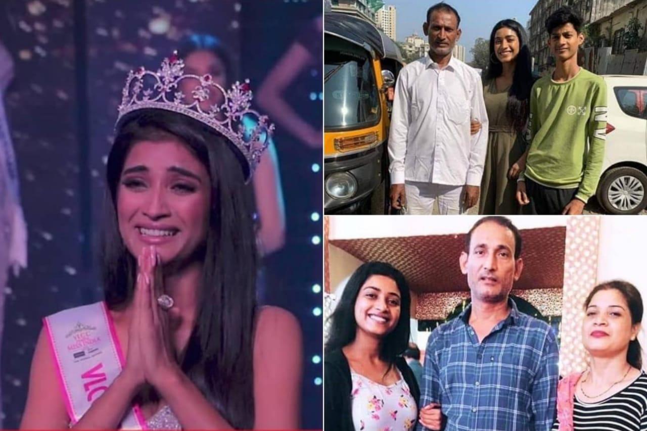Manya Singh Miss India Runner Up Auto-rickshaw driver daughter